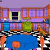 Bei den Simpsons zu Hause